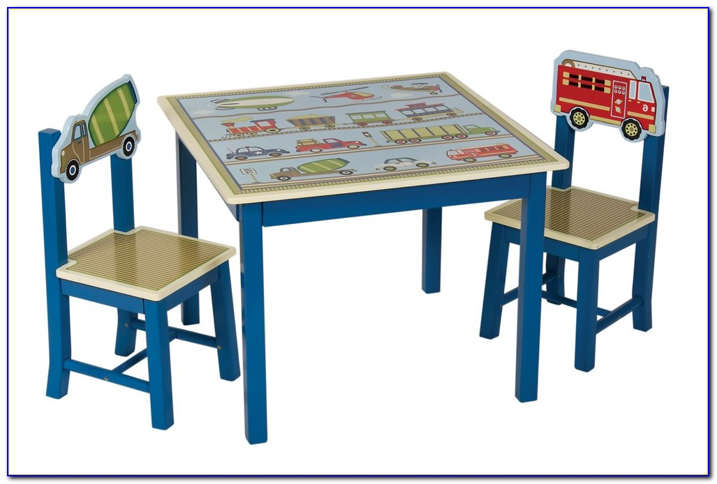 Childrens Table And Chairs Set Asda