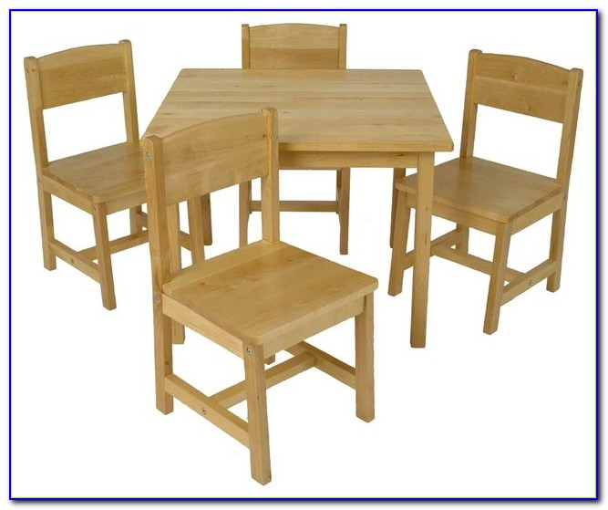 Childrens Tables And Chairs Sets