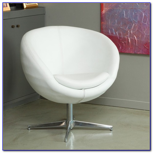 Coaster Round Back Swivel Chair