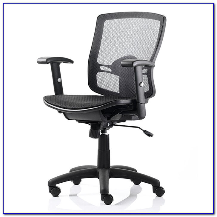 Comfy Chair With Desk Attached