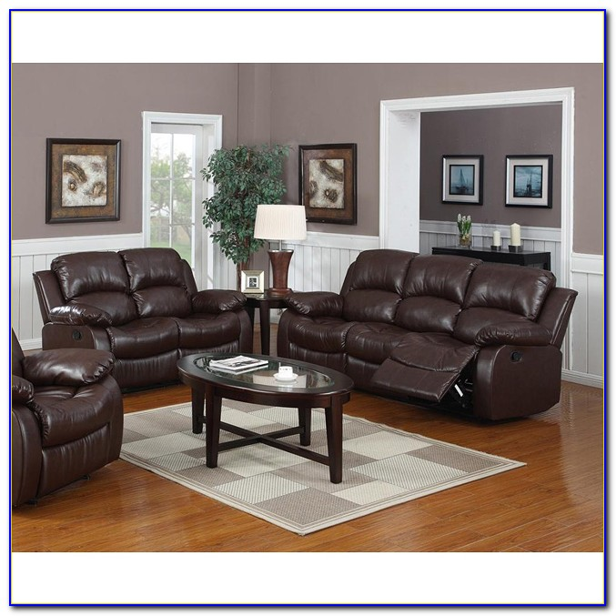 Corner Sofa And Chair Set