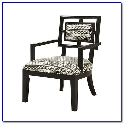 Costco Black And White Accent Chairs