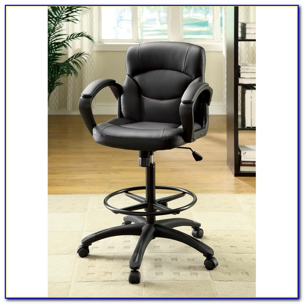 Counter Height Office Chairs Staples