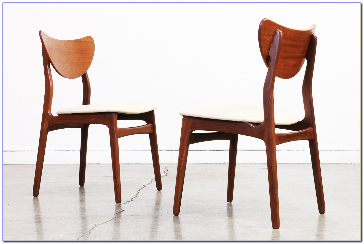 Danish Modern Dining Chairs Ebay