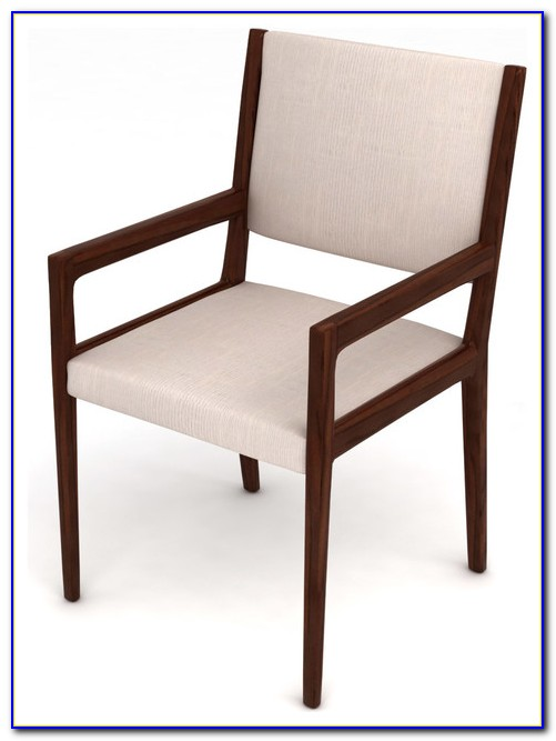 Dining Chair With Arms Is Called