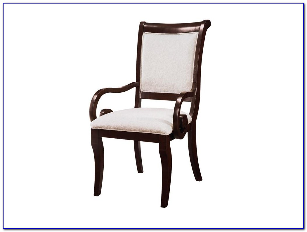 Dining Table Arm Chairs