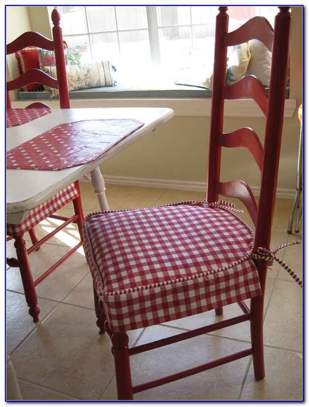 Diy Seat Cushions For Kitchen Chairs
