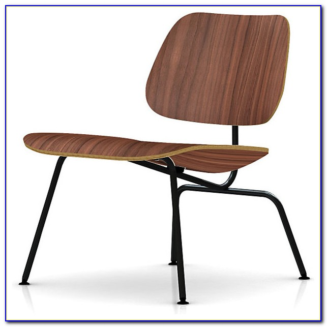 Eames Molded Plywood Chair Dimensions
