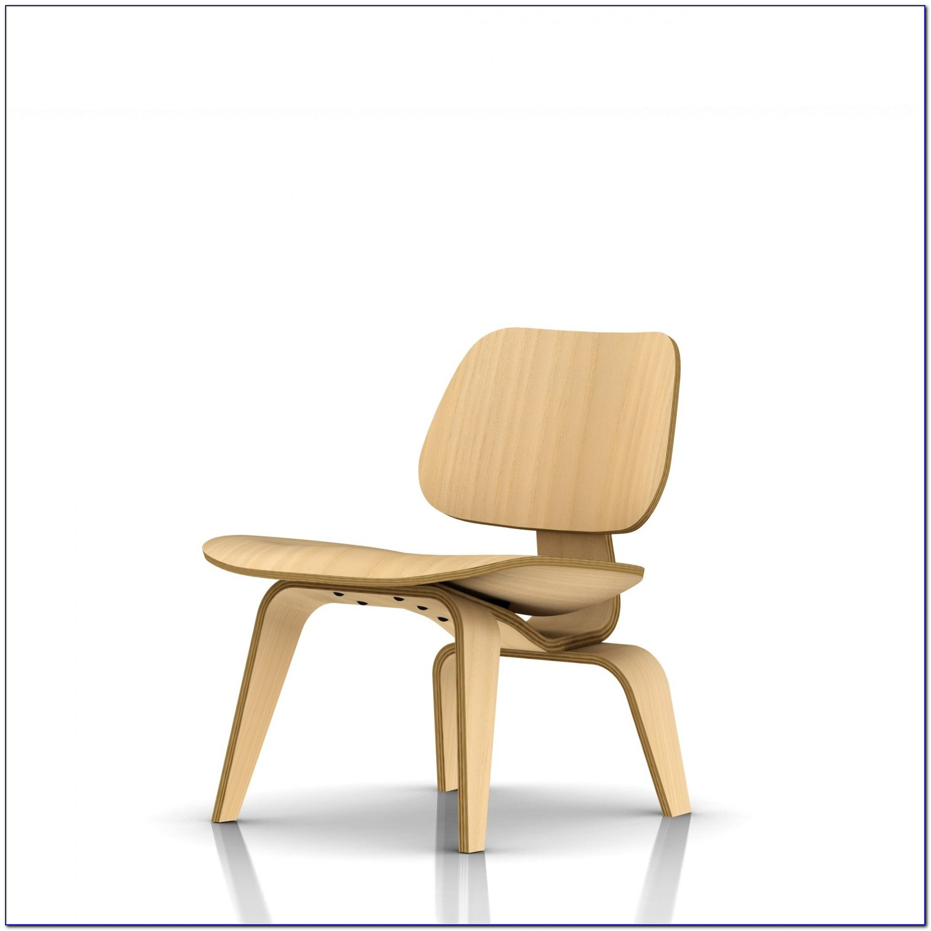 Eames Molded Plywood Chair Reproduction