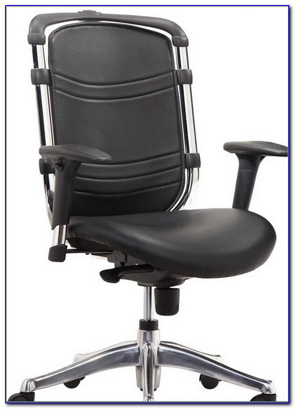 Ergonomic Counter Height Office Chair