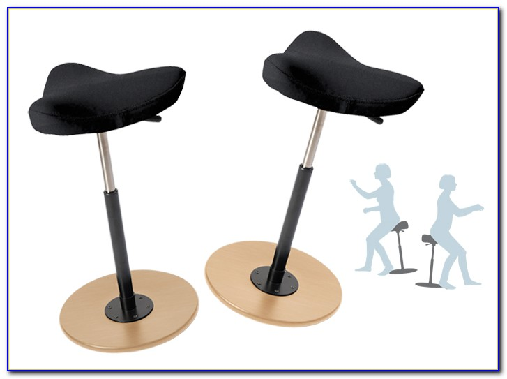 Ergonomic Stand Up Desk Chair