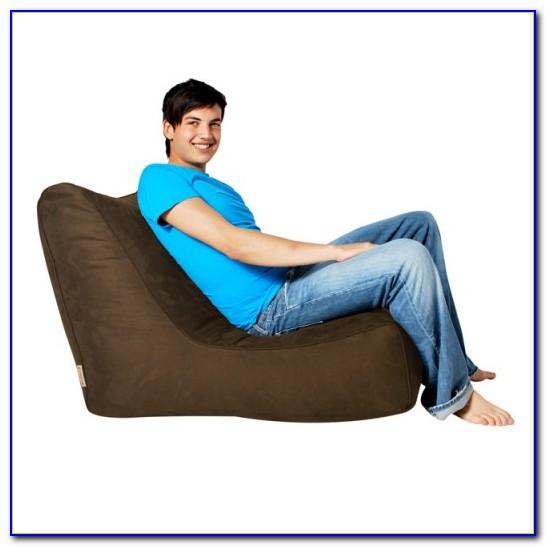 Fluffy Bean Bag Chair