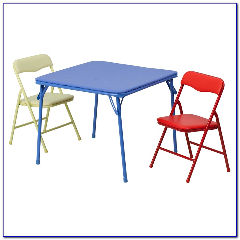 Foldable Table And Chairs Outdoor