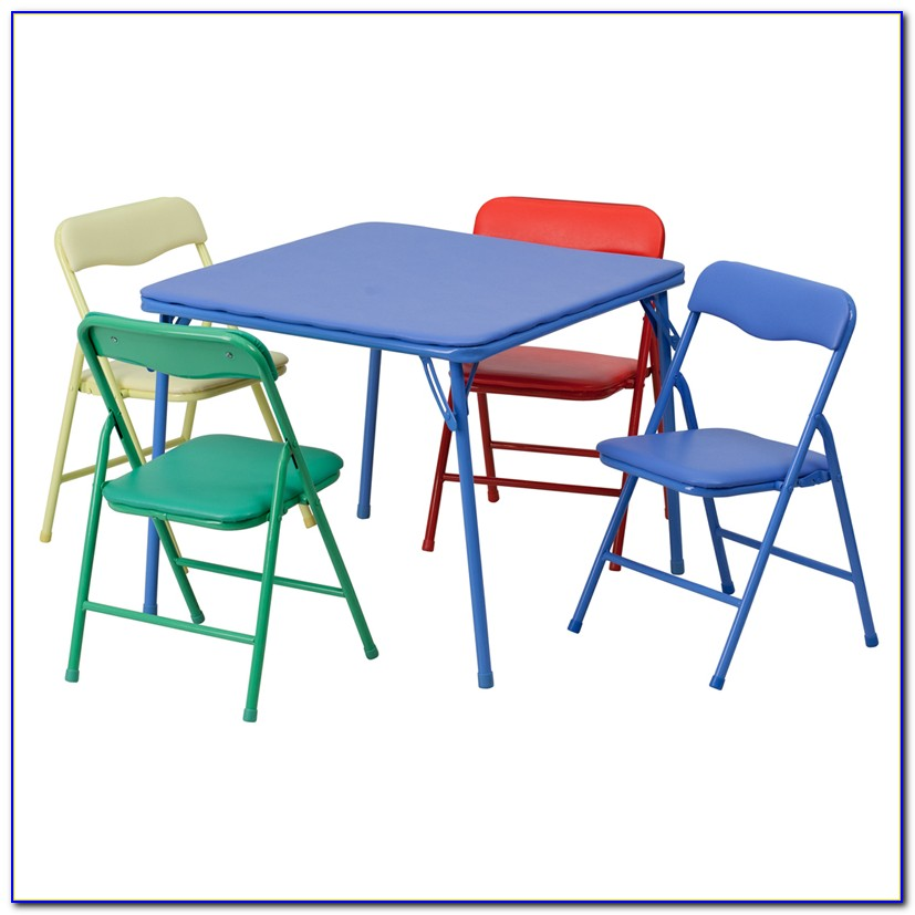 Foldable Table And Chairs Uk