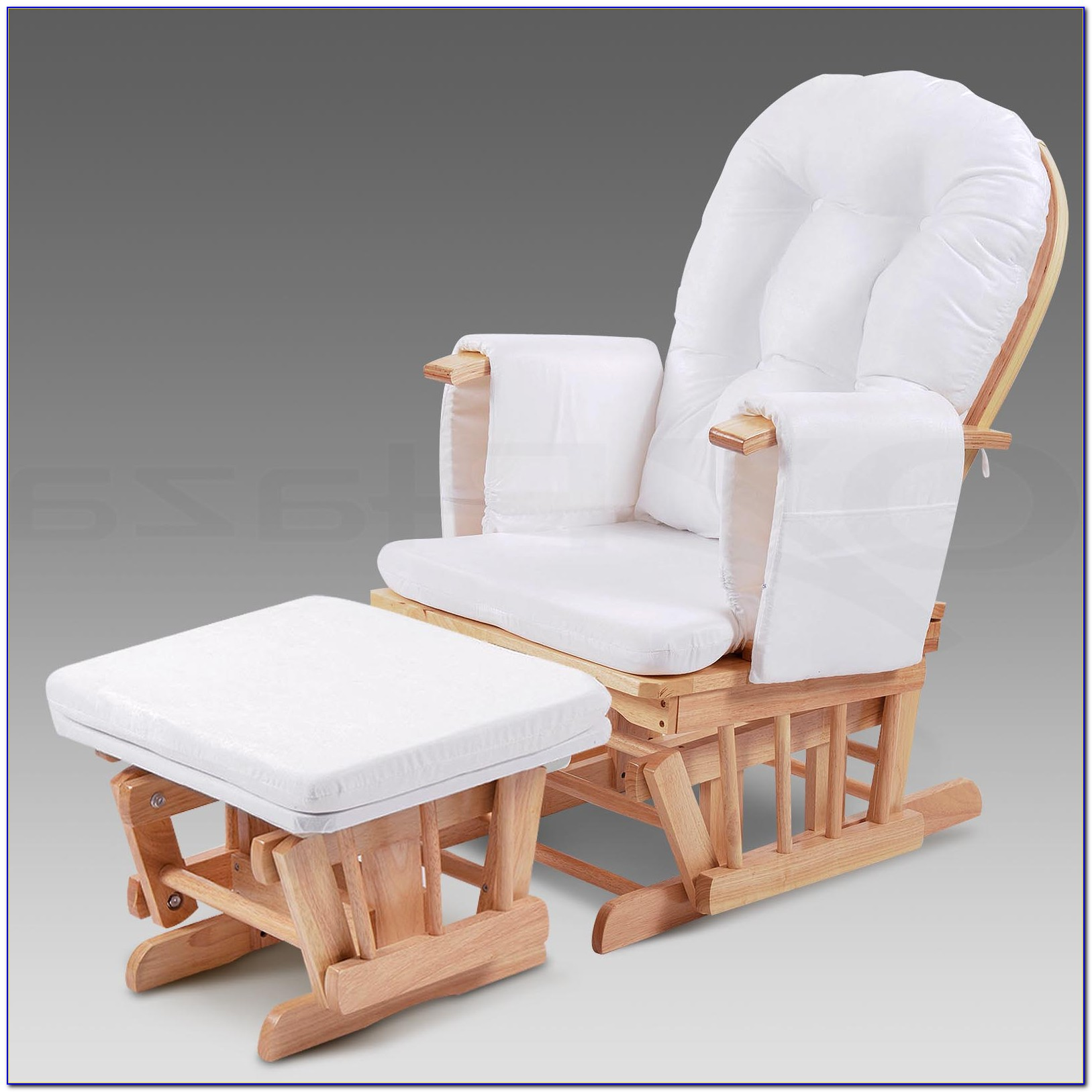 Glider Rocker With Ottoman Menards