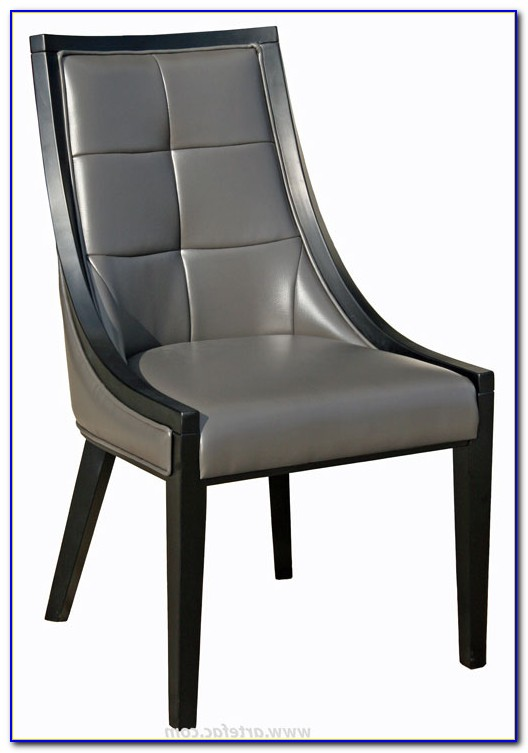 Grey Leather Dining Chairs Australia
