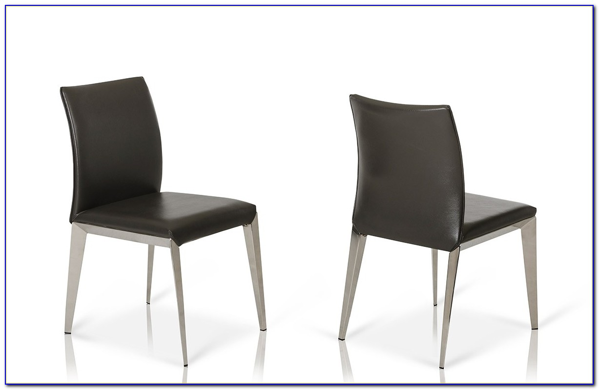 Grey Leather Dining Chairs Canada