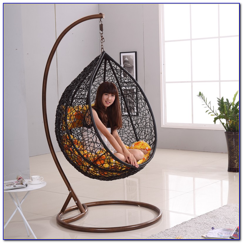Hanging Chair With Stand India