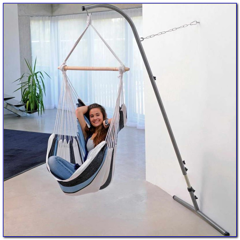 Hanging Chair With Stand Indoor