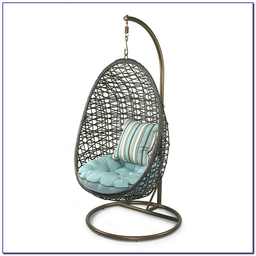 Hanging Chair With Stand Pier One