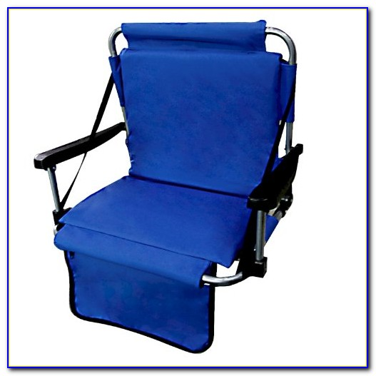 Heated Stadium Chairs With Backs