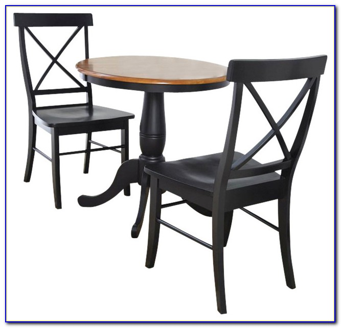 Indoor Bistro Table And 2 Chairs