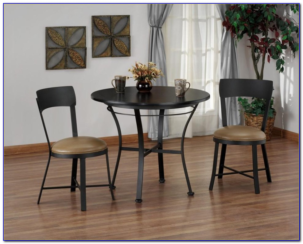 Indoor Bistro Table And Chairs Set
