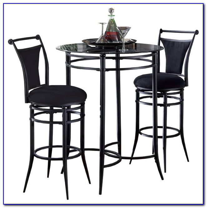 Indoor Wicker Bistro Table And Chairs