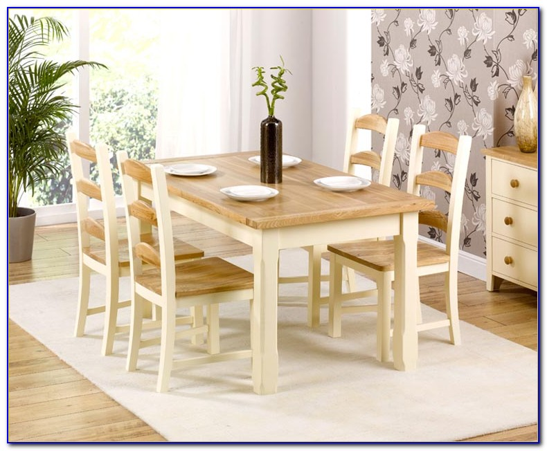 Kitchen Table With Chairs And Bench