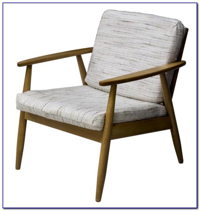 Kori Mid Century Modern Armchair