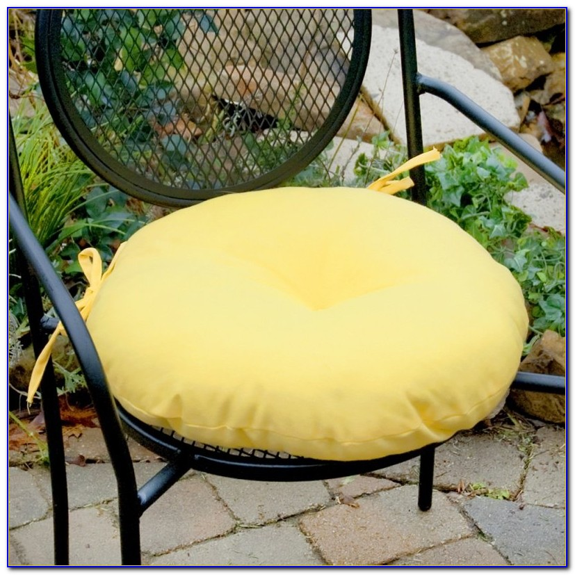 Large Round Outdoor Chair Cushions