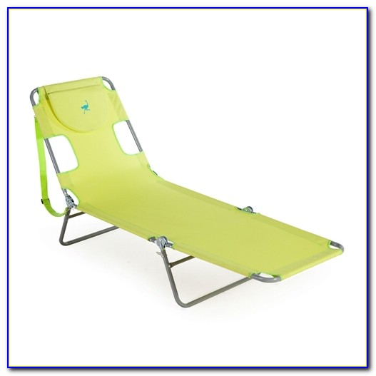 Lightweight Beach Chaise Lounge Chairs