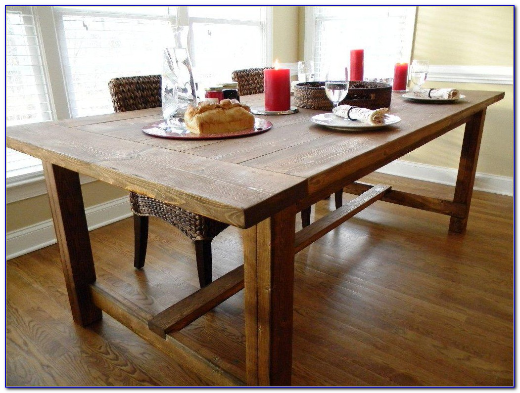Little Farmhouse Table And Chairs Set