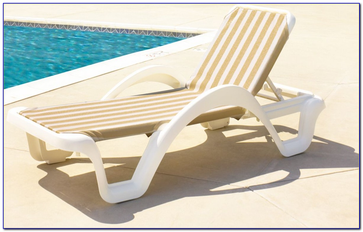 Lounge Chairs For Pool Ledge
