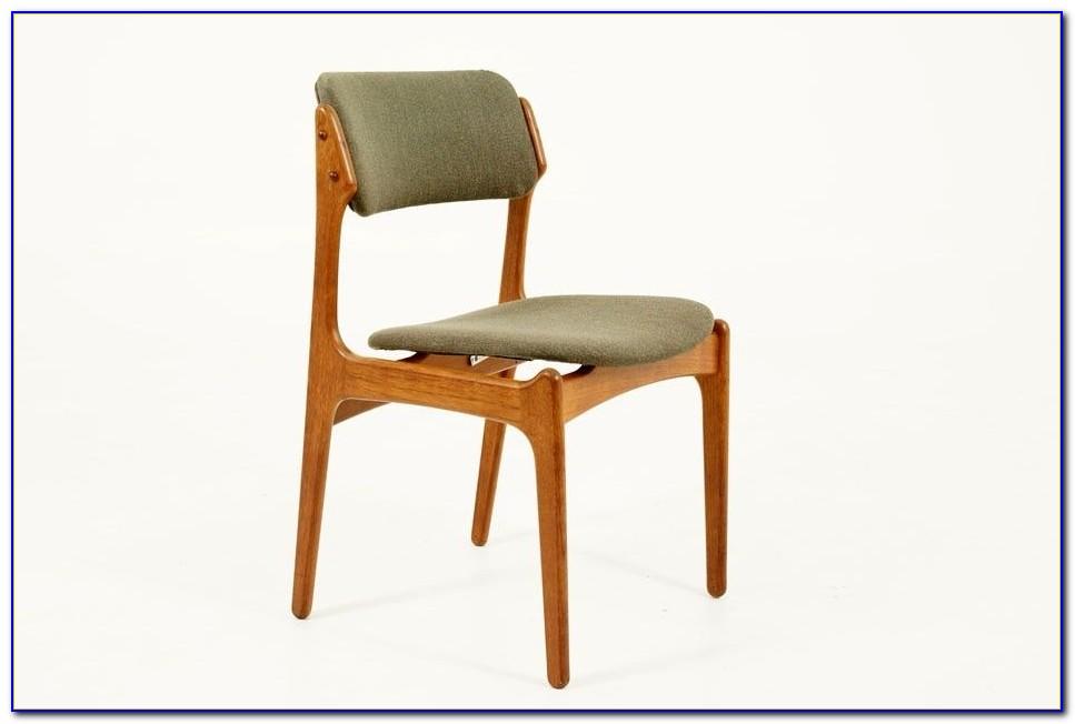 Mid Century Metal Kitchen Chairs