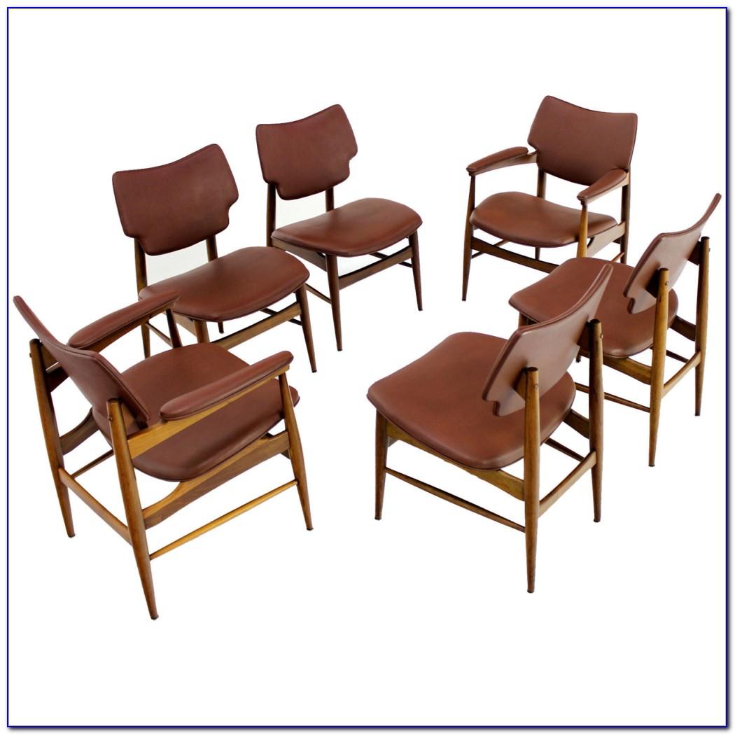 Mid Century Modern Kitchen Table Chairs