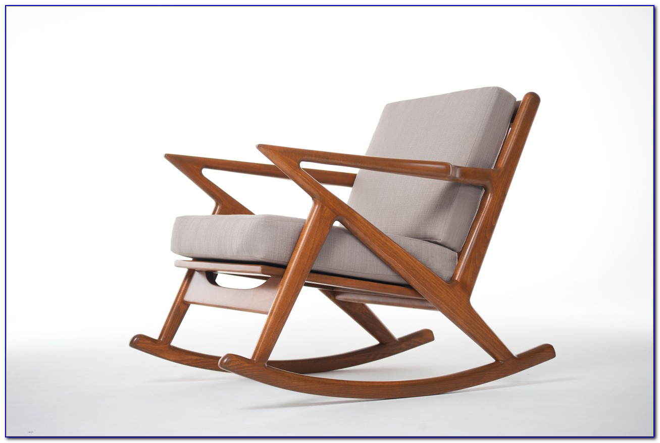 Mid Century Modern Rocking Chair Uk