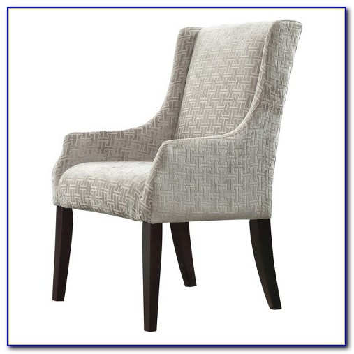 Morris Sloping Arm Dining Chair