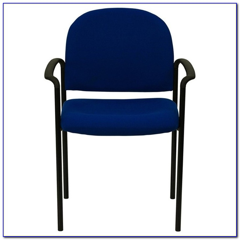 Navy Blue Side Chair
