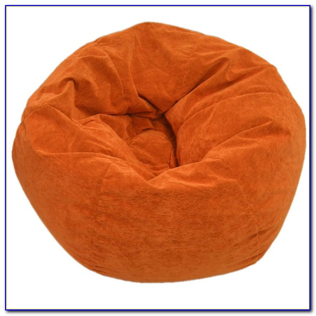 Orange Bean Bag Chair Canada