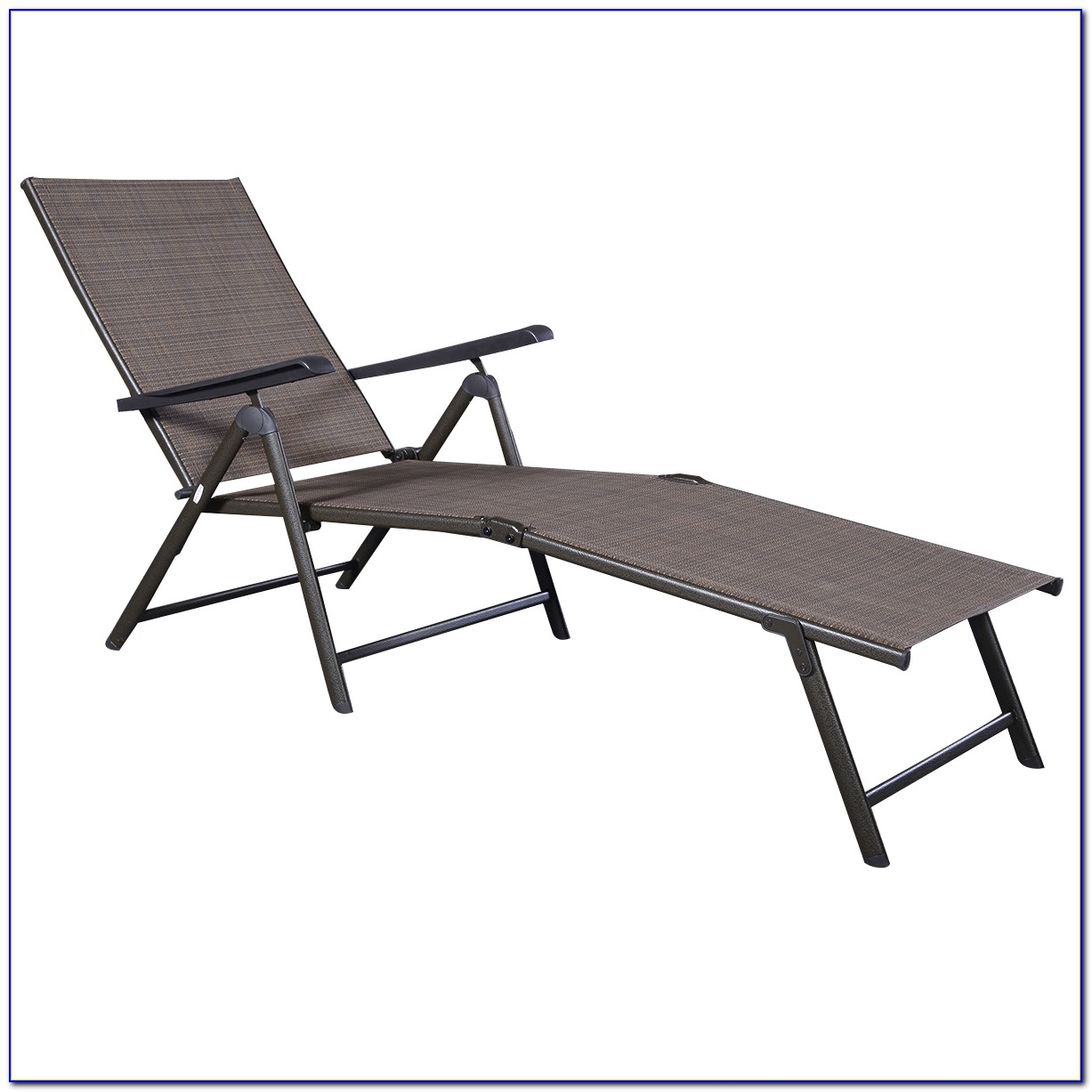 Outdoor Folding Chaise Lounge Chairs
