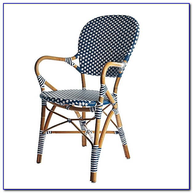 Outdoor French Bistro Dining Chairs