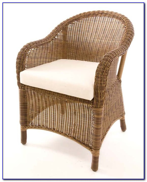 Outdoor Resin Wicker Dining Chairs