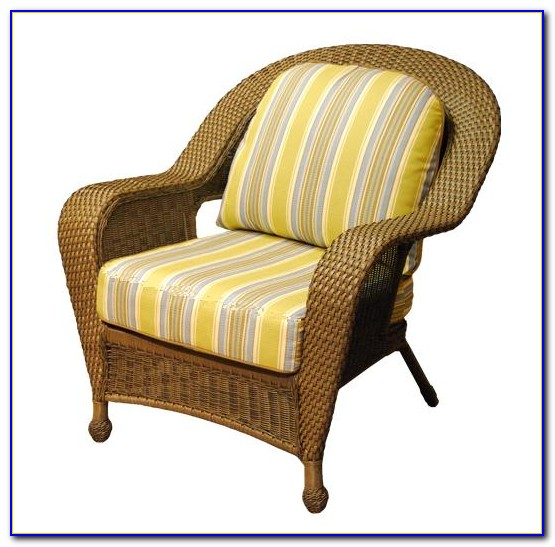 Outdoor Wicker Chair Cushions 20 X 24