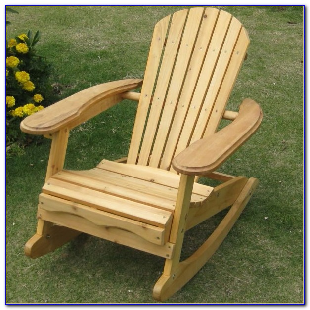 Outdoor Wooden Rocking Chairs Australia