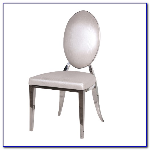 Oval Back Dining Chair Covers