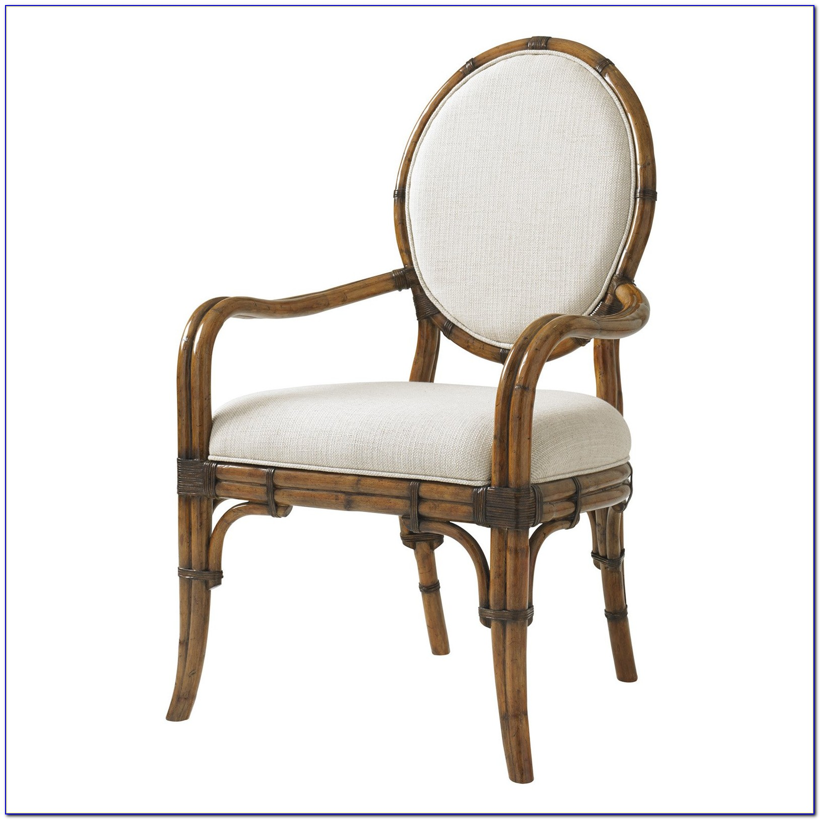 Oval Back Dining Chair Toast