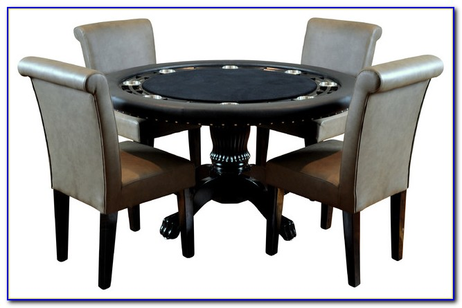 Poker Table And Chairs Amazon