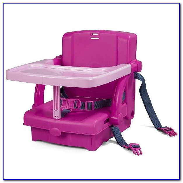 Portable High Chair Seat Cover