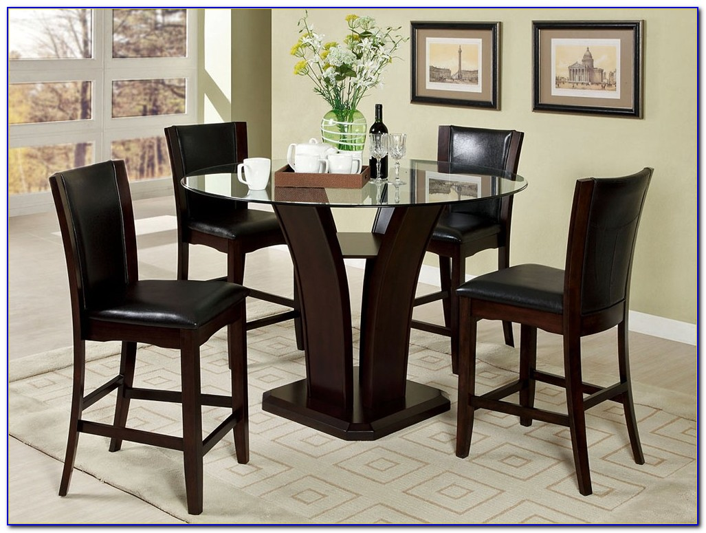 Pub Table And Chairs Set Amazon
